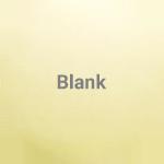 Blank option