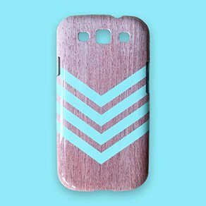 Picture of a custom Galaxy S3 case