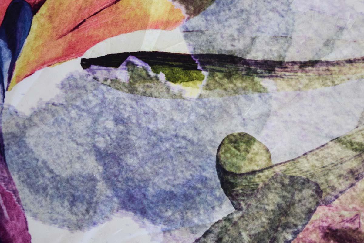 Print Closeup
