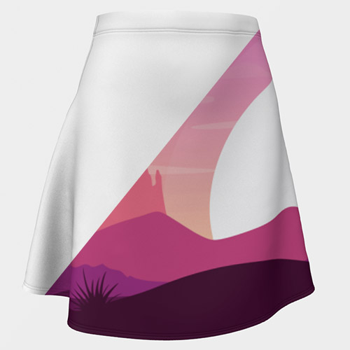 Picture of Flare Skirt