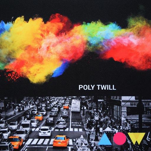 poly twill
