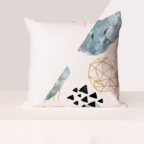 Poly Canvas Cushion Covers