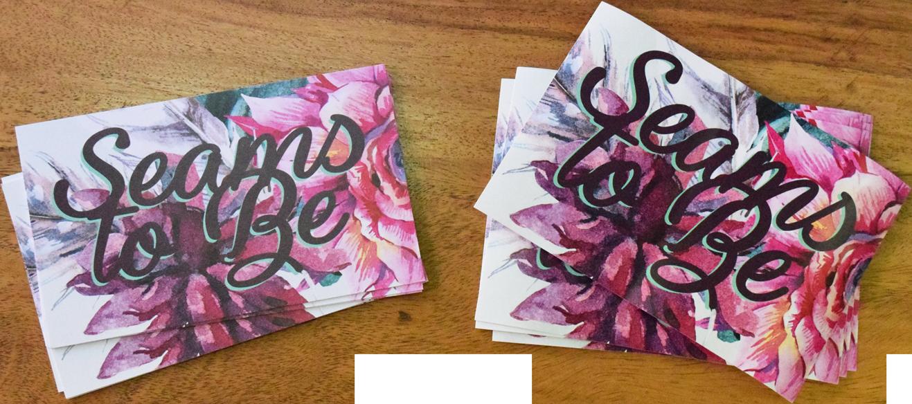 Artist Card and Sticker