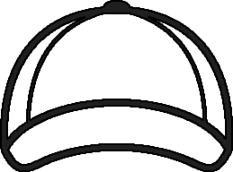 T-shirt size icon