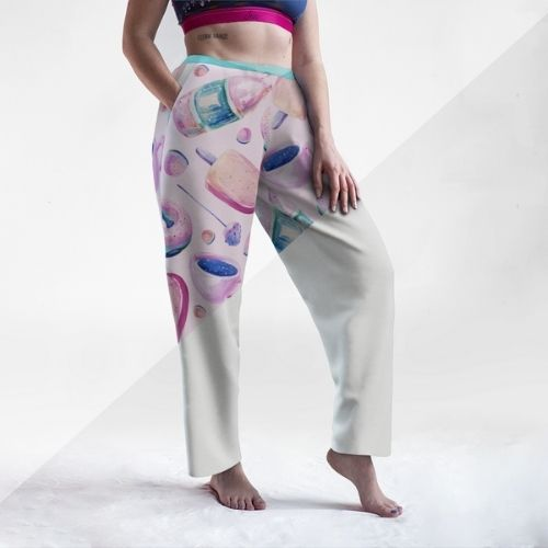 Picture of custom printed Lounge Pants