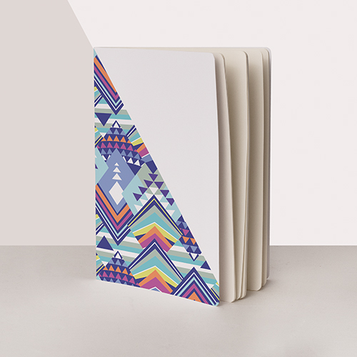 Picture of custom printed Notebooks