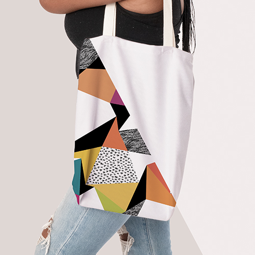 Picture of custom printed Tote Bags