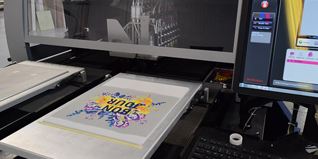 Imprimante DTG