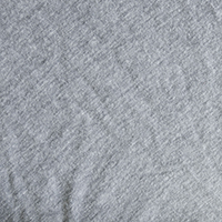 Heather Gray Color Fabric