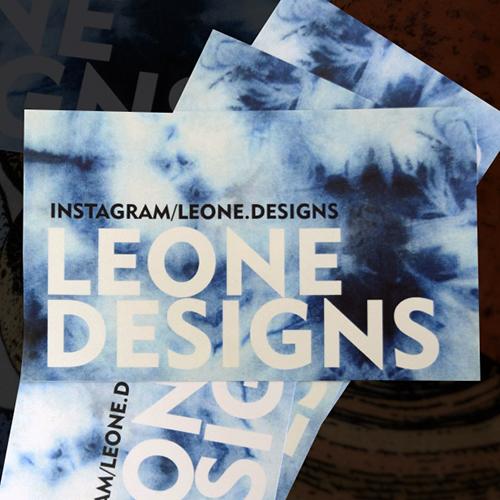 Custom artist cards