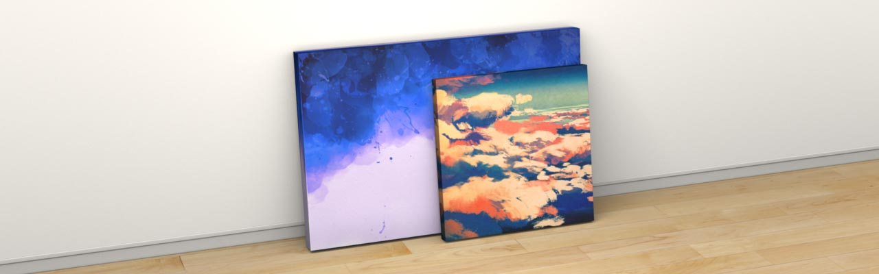 Picture of custom Canvas prints